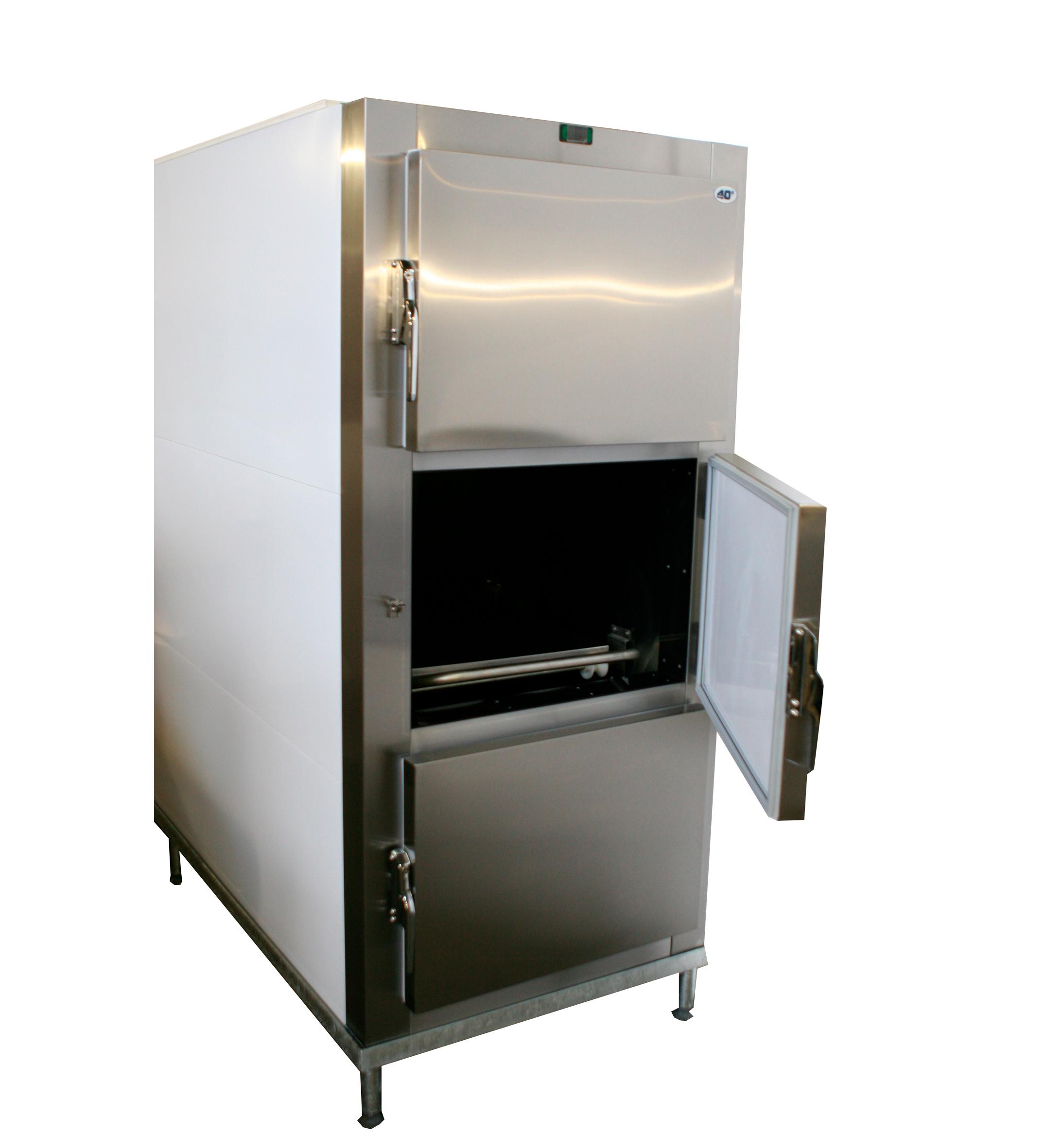 3 Tier Mortuary Refrigerator Cabinet Fridge or Freezer - Minus40