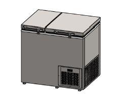 Minus40 230L dual freezer 1