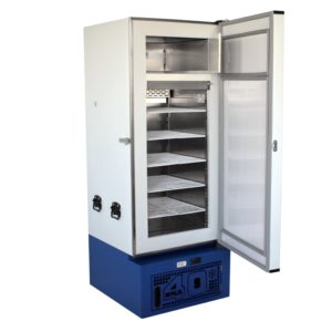 Vaccine Fridges With Temperature Holdover Capability