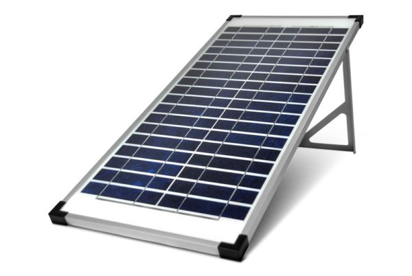 crystalline-solar-panel-kit-with-stand
