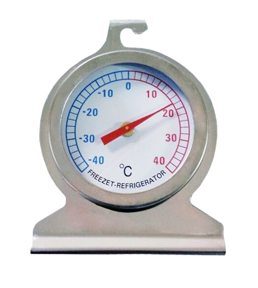 Minus40 Bimetal Refrigerator Thermometer